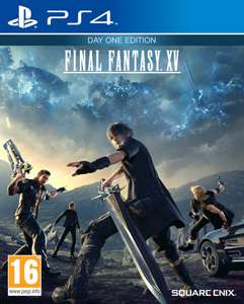Final Fantasy XV Day One Edition (PS4) voor €16,99 @ Zavvi