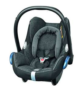 Maxi-Cosi Cabrioflix 2017 Triangle Black 0-13kg voor €97,- @ Amazon.es