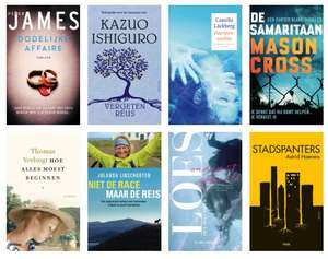 GRATIS 8 e-books / audiobooks van Bookchoice @ Manfield
