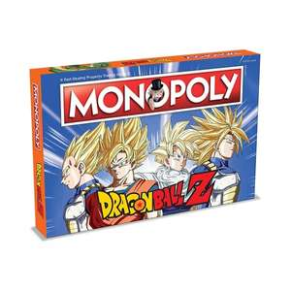 Dragon Ball Z Monopoly @ Shop4nl