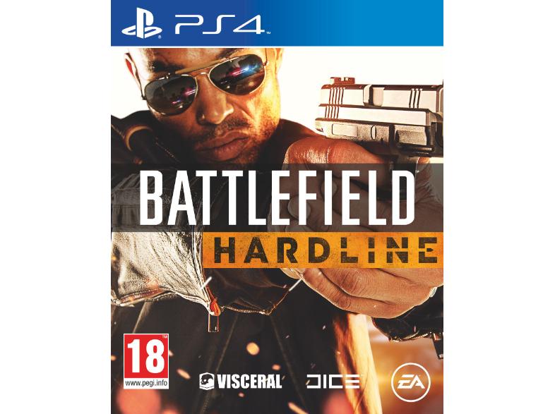 PRIJSFOUT?: Battlefield Hardline (PS4) voor €29,99 @ Media Markt