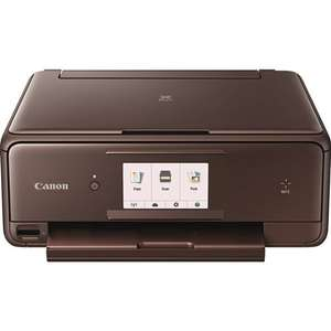 Canon TS8052 All-in-one printer bruin of rood voor €119 @ Foka Superstore