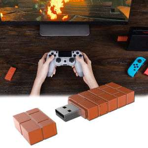 8Bitdo Wireless Bluetooth Receiver USB Converter voor Nintendo Switch Adapter