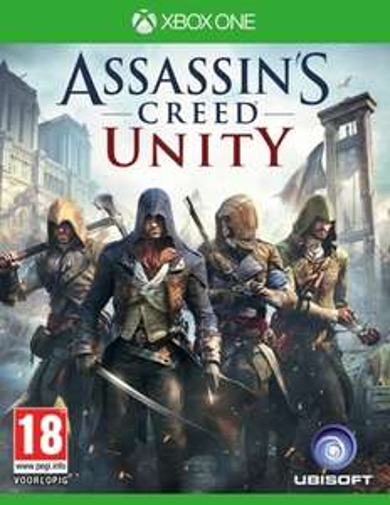 Assasins Creed Unity XBOX ONE Key
