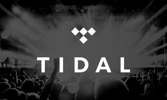 Een half jaar gratis Tidal Premium :-)