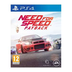 Need for Speed: Payback (PS4 / Xbox) @ Wehkamp