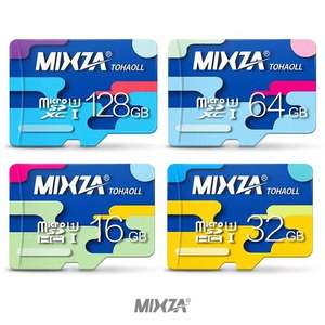 MIXZA Micro sd card Class10 UHS-1