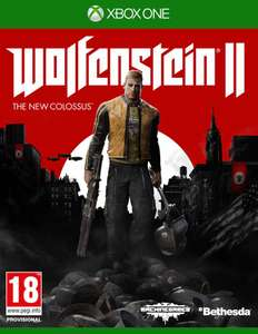 Wolfenstein II: The New Colossus, Xbox One voor €26,66 @ Gameoutlet