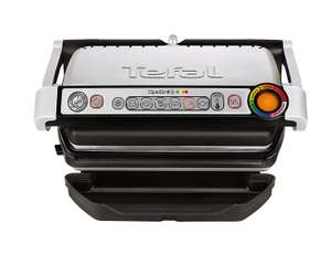 Tefal GC712D Optigrill + Contactgrill zilver/zwart @ Amazon.de