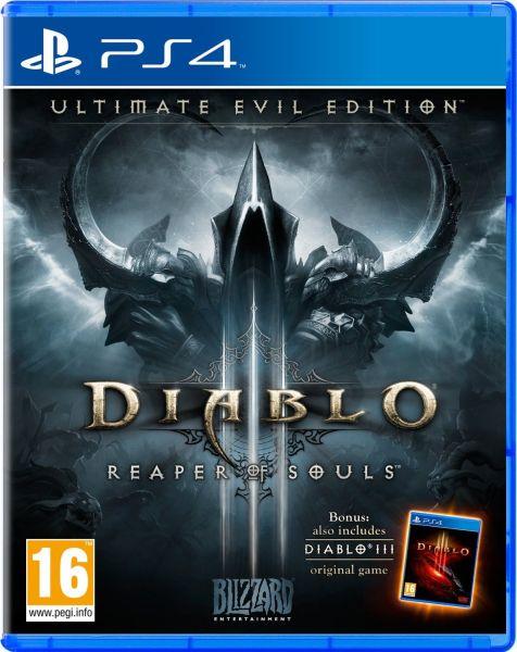 Diablo III Ultimate Evil Edition PS4/Xbox One