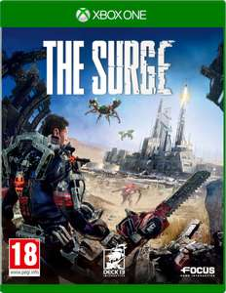 The Surge (Xbox) @ Zavvi.nl