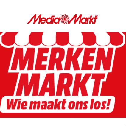 Mediamarkt Merkenmarkt - 7 dagen lang korting @ Mediamarkt