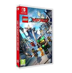 LEGO: The Ninjago Movie Videogame (Switch) voor €22,96 @ Amazon.co.uk