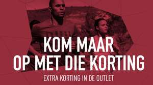 [UPDATE] 20-30% extra korting in de outlet @ Reebok