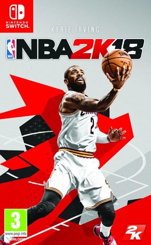 NBA2K18 voor Nintendo Switch voor € 24,38 [USA Eshop account nodig]