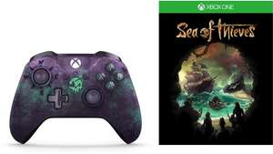 Sea of Thieves Limited Edition Draadloze Xbox-controller + Digitale game voor €46,40 @ Microsoft/Nokeys