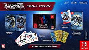 Bayonetta 2 Special Edition (Switch) voor €62,49 @ Amazon.fr
