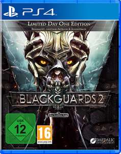 Blackguards 2 (PS4) Limited Day One Edition voor €10 @ Amazon.de