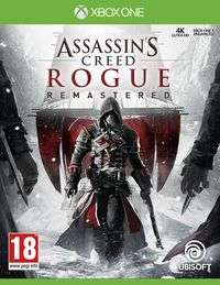 Assassin's Creed: Rogue Remastered (Xbox One) voor €19,50 (PS4 - €21,50) @ Coolshop