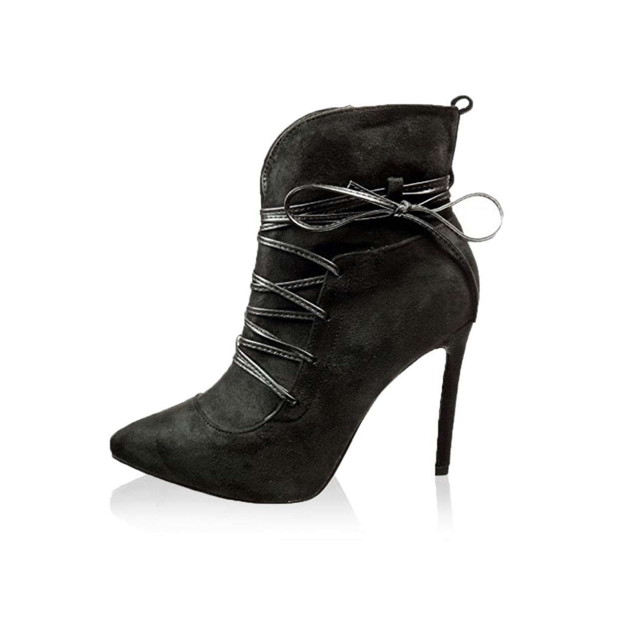 Love Paris Lace up Heels van €59,95 voor €10 @ Ivy Fashion