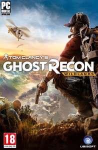 TOM CLANCY'S GHOST RECON® WILDLANDS Standaard Editie (PC)