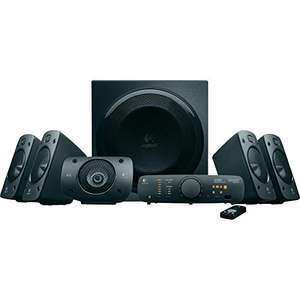 Logitech Z906 5.1 Surround Sound Speaker system voor €199 @ Amazon.de