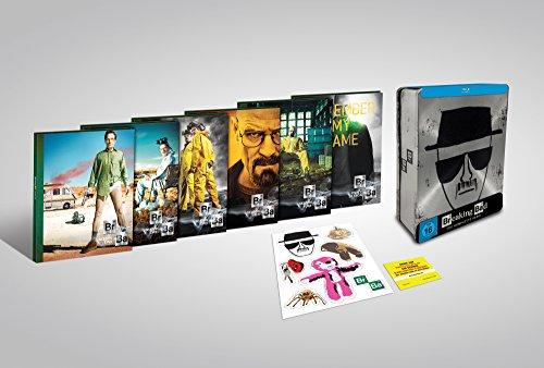 Breaking Bad - Tin Box (limited edition) voor €81,31 @ Amazon.de