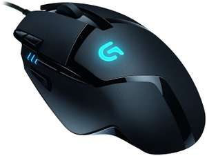 Logitech G402 Hyperion Fury voor €22,90 @ Amazon.co.uk