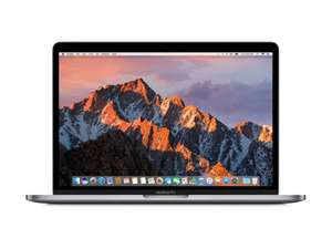 "Apple MacBook Pro 2017 13,3"" met Touch Bar, 512GB ssd Spacegrijs (Qwerty) @ 4Launch"