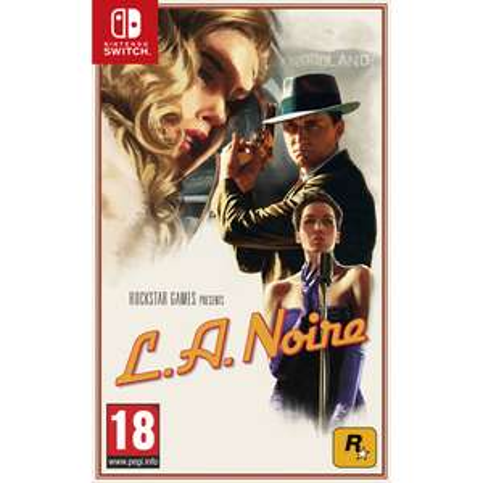 L.A. Noire voor Nintendo Switch