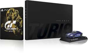 Grensdeal Saturn Gran Turismo Sport Collectors edition ps4 voor €29,00 @ Saturn.de