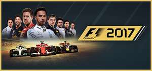 F1 2017 PC €16,49 dit weekend @Steam