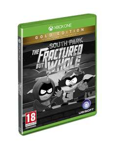 South Park: The Fractured But Whole (Gold Edition Xbox One) voor €23,50 @ Coolshop