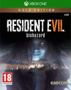 Resident Evil VII (7) Gold Edition (Nordic Xbox One) voor €23,50 @ Coolshop