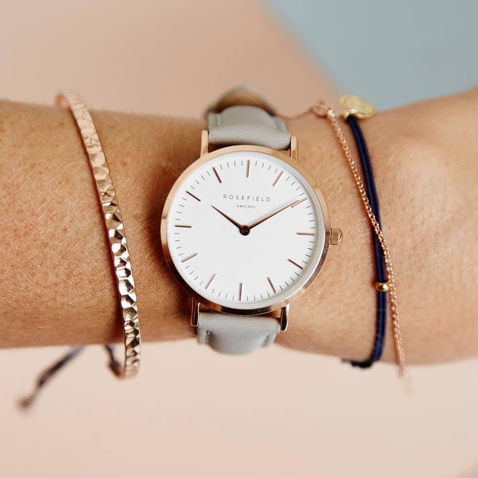 20% korting op geselecteerde Rosefield horloges en giftsets @ Brandfield