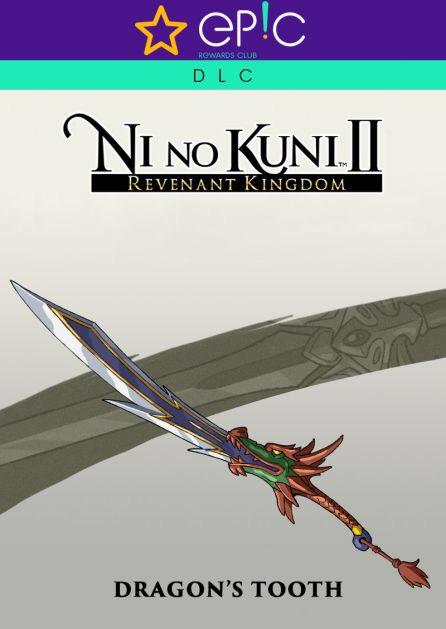 Ni No Kuni 2 - Gratis Dragon Tooth Sword DLC