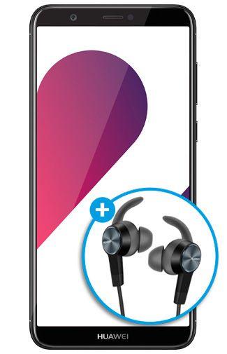 Huawei P Smart + gratis bluetooth oordopjes voor €211 @ Belsimpel/Coolblue/Bol