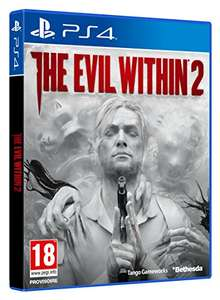 The Evil Within 2 (PS4) voor €14,89 @ Amazon.fr