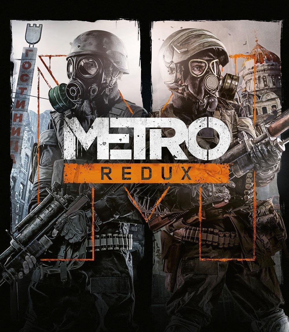 Metro Redux Bundle (Steam) voor €4,99 @ Fanatical