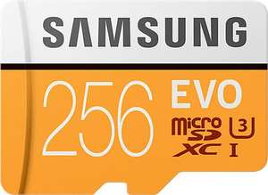 Samsung MicroSDXC EVO 256GB voor €99 @ Bol.com
