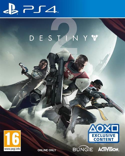 Destiny 2 PS4, Ook voor PC & XBOX ONE voor deze prijs