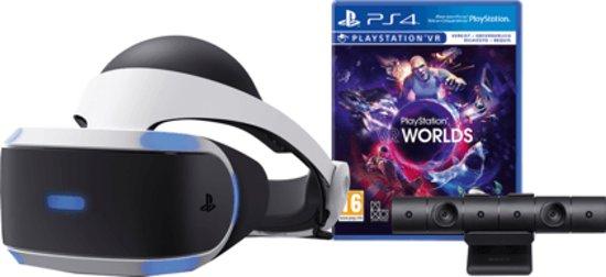 Sony PlayStation VR Worlds Pakket + camera - PS4 voor €299 @ Bol.com