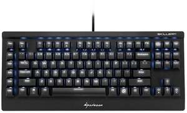 Sharkoon Skiller Mech SGK2 Kailh Brown mechanisch toetsenbord @ Alternate.nl