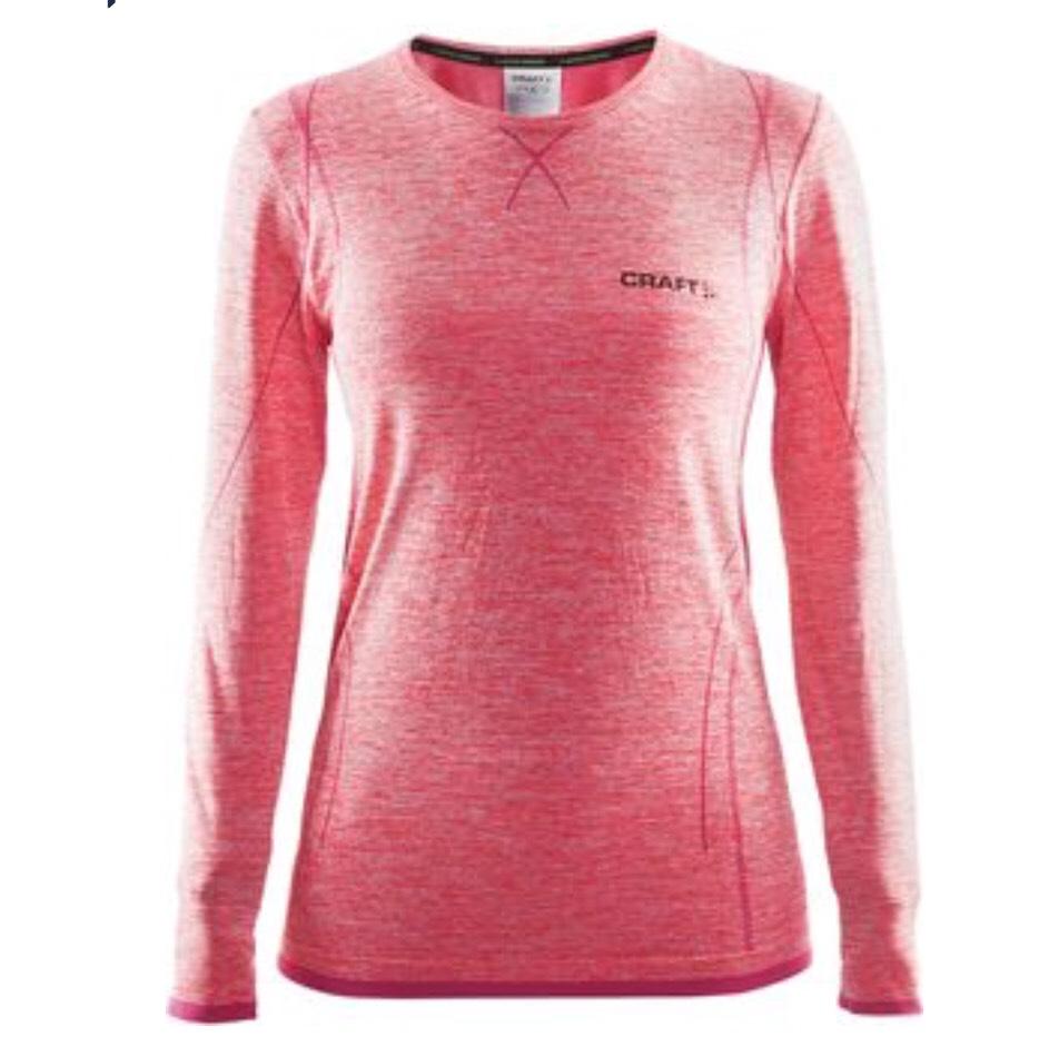 CRAFT Active Comfort dames longsleeveshirt maat L en XL @Intersport