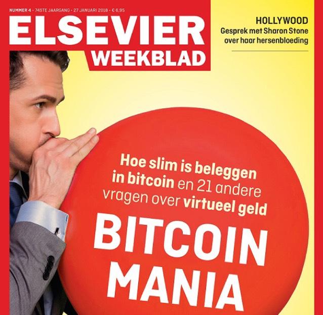 12x Elsevier Weekblad voor 24 euro