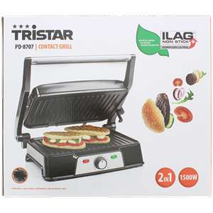 Tristar PD8707 contactgrill voor €18,88 @ Action