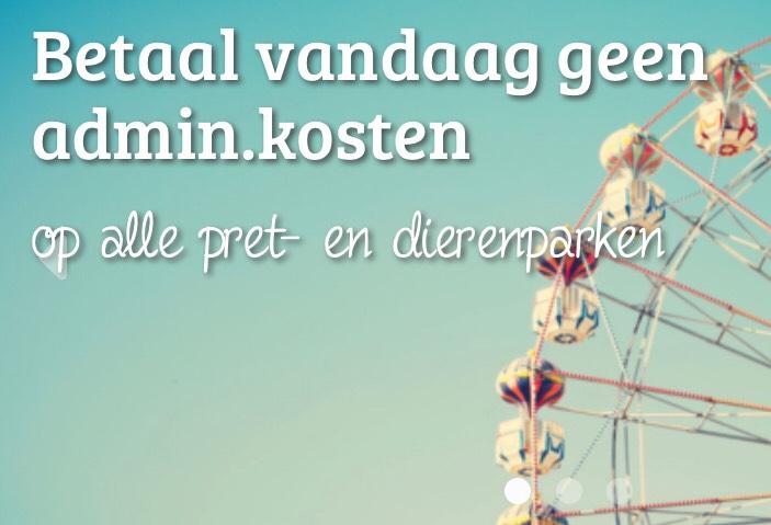 Betaal vandaag geen €5,- administratiekosten @ticketveiling.nl
