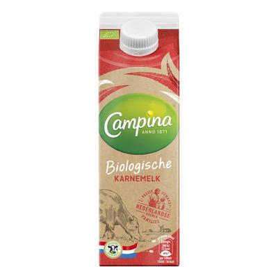 Gratis Campina Biologisch 1.0 L (voorheen Boerenland) @ Eurosparen.nl