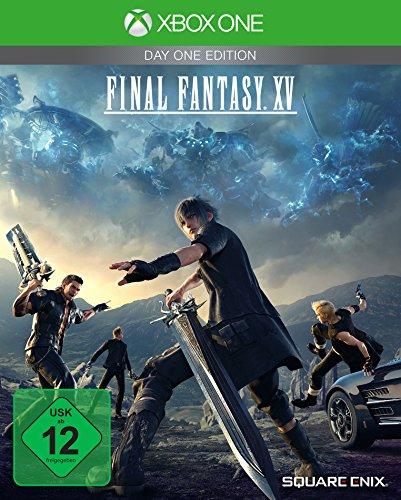 Final Fantasy XV - Day One Edition (Xbox One) voor €14,99 @ Amazon.de