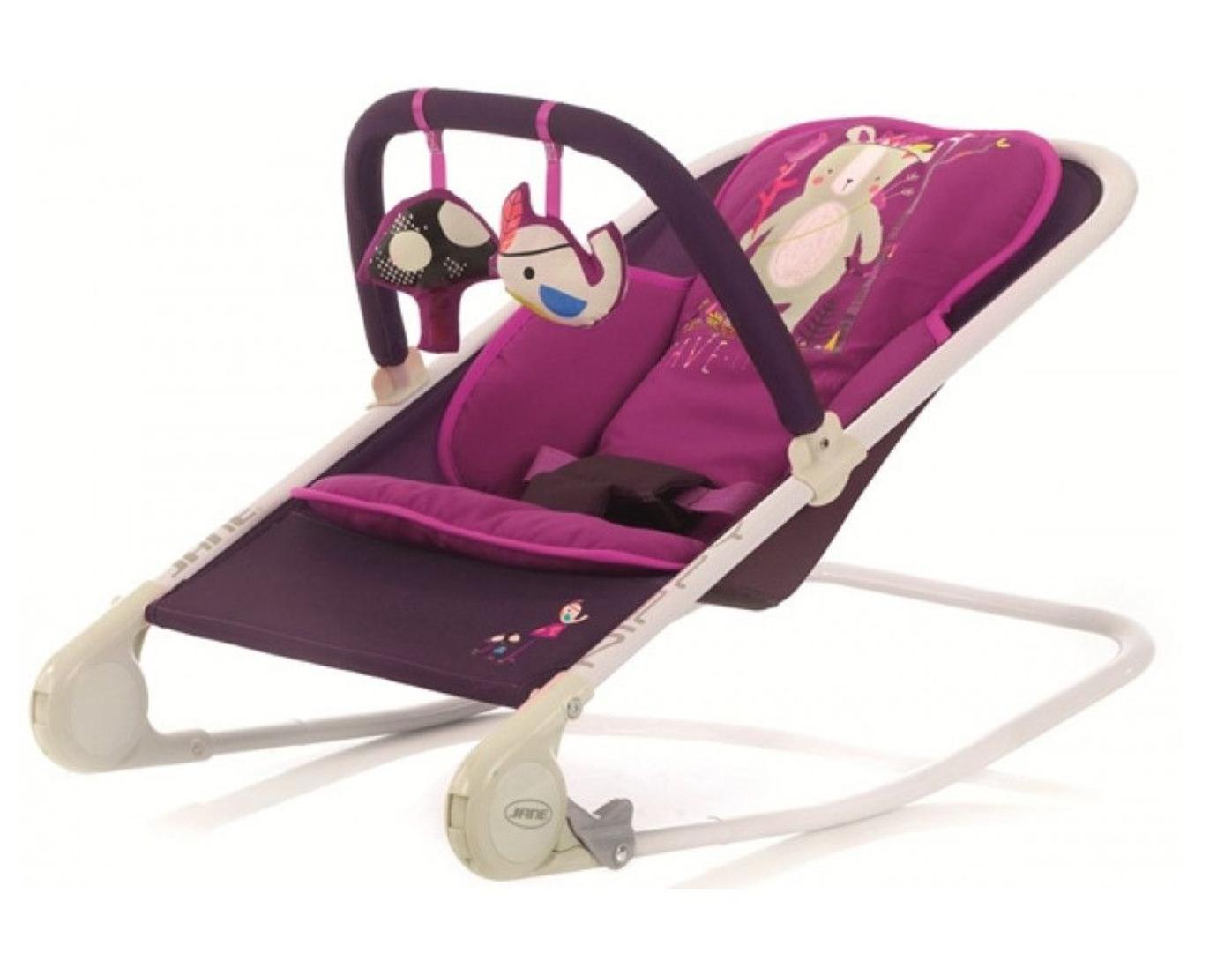 Eco Baby wipstoel Jane purple van 99,99 voor 29,99